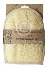 Hydrea Natural Organic Egyptian Loofah Exfoliating Bath Mitt