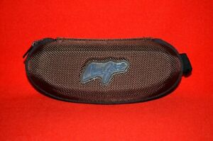 Maui Jim Eyeglasses Case Pouch Storage Travel Sunglasses Zip Holder Very Nice