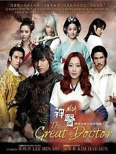 Korean Drama DVD: The Great Doctor / Faith (2012)_Good Eng Sub_R3_FREE SHIPPING