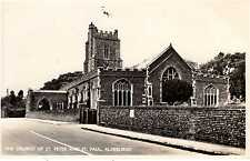 P.C St Peter And St Paul Church Aldeburgh Suffolk R P Excellent Condition