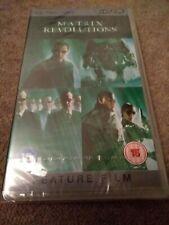 Matrix Revolutions (UMD, 2006) Brand new and Sealed