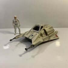Vintage Star Wars Kenner 1983 ESB Snowspeeder Rear Cockpit Glass Part