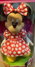 Disney Minnie Mouse Porcelain Doll Classic Minnie Mouse Keepsake Doll