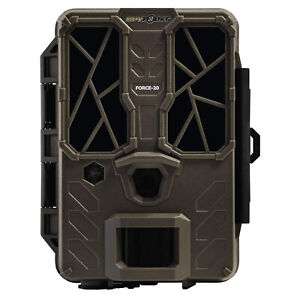 SPYPOINT FORCE-20 20MP Low Glow Infrared HD Video Hunting Game Trail Camera