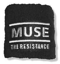 MUSE - THE RESISTANCE TERRYCLOTH FABRIC WRISTBAND ACCESSORY - NEW