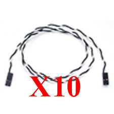 SPDIF CD/ DVD digital audio cable 2 pin  cable Lot of 10,   2 pin audio cable