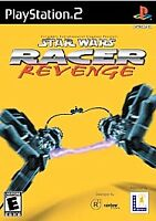 Star Wars Racer Revenge Sony PlayStation 2, 2002 GAME DISC ONLY