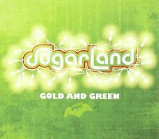 "SUGARLAND, CD ""GOLD AND GREEN"" NEW SEALED"