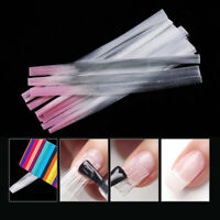 Colorful Nail Fiberglass for Nagel Quick Extension Acrylic Tip Nagel Kunst Tools