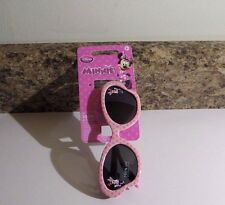 Disney Minnie Mouse Sunglasses Pink 100% UV Protection Disney Store NEW