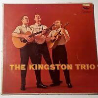 The Kingston Trio: Capitol Records 1958 Vinyl LP (Folk)