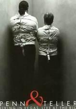 PENN AND TELLER Movie POSTER 11x17
