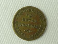 (REF165CO 14) Rare Vintage Royal Arsenal Coop Token