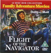 Flight of the Navigator  Joey Cramer   DVD