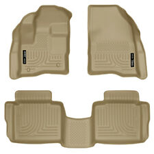 Husky WeatherBeater for 2010-2019 Ford Taurus Front / Rear Floor Liner 98703