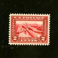 US Stamps # 398a XF Rare Shade Slight Gum Bend OG NH Catalog Value $2,500.00