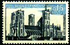 France 1960 Yvert n° 1235 neuf ** 1er choix