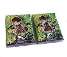 Carton Network Ben 10 Collectible TRADING CARD GAME TCG Starter Packs Bon état B, Rare