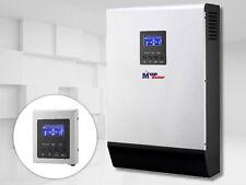 5kva 4000w 48v MPPT solar inverter +80A mppt solar charger +external LCD monitor