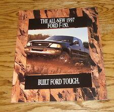 Original 1997 Ford Truck F-150 Sales Brochure 97