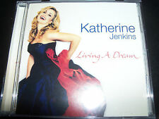 Katherine Jenkins Living A Dream (Australia) Bonus Tracks CD – Like New