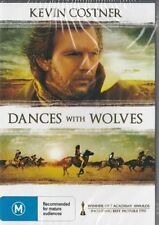 Kevin Costner DVDs & Dances with Wolves Blu-ray Discs