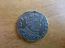 1585 RIGA  Stephen Bathory - 3 grossus
