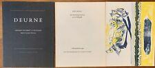 Deurne Hermien Van Herpt/ Orig. Signed Lithograph, No. 122 of 250, Scarce!