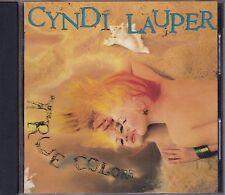 Cyndi Lauper - True Colours  **Rare Japan CD** No Barcode