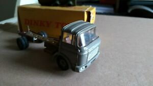 Dinky Toys Berliet GAK chassis-cabine