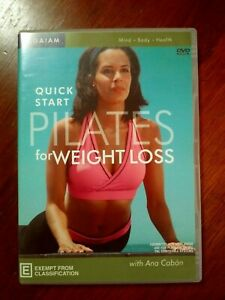 Gaiam Quick Start Pilates for Weight Loss DVD