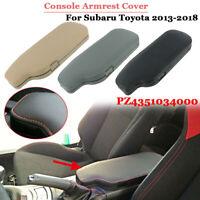 Armlehne Mittelkonsole Deckel Abdeckung Aufbewahrungsbox Für Subaru Toyota 13-18