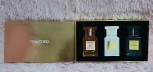Tom Ford Perfume Set of 3 Travel Size Miniature Bottle 25ml each Bottle