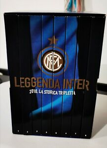 Leggenda Inter - 2010 La storica tripletta
