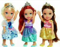 Disney Princess *** Belle Cinderella Ariel *** Petite Doll 3-Pack Gift Set - NEW