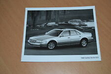 PHOTO DE PRESSE ( PRESS PHOTO ) Cadilac Seville SLS de 1998 GM145