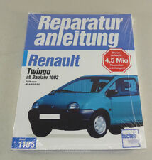 Reparaturanleitung Renault Twingo - 1,2 Liter, 40 kW (55 PS) - ab Baujahr 1993!
