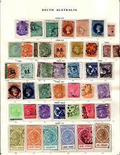 South Australia Somali Coast Collection from Huge Scott Intern Album 1840-1940