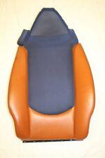 SMART FORTWO 450 Coprisedile rifiutare imbottitura Sedile Passeggero Airbag MARRONE PELLE BL 50