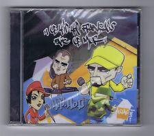 CD (NEUF) LE RAP FRANCAIS FAIT LE MUR (HIP HOP)