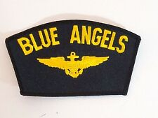 Blue Angels US Navy Patch Flight Demonstration Squadron NEW Embroidered