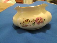 ZSOLNAY HUNGARY  19th C HUNGARIAN PORCELAIN BOWL New