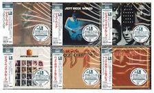 JEFF BECK-6 TITLES-JAPAN BLUE SPEC CD2 SET 386