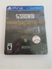 NEW Unopened Factory Sealed MLB The Show 18 MVP Edition PlayStation 4 PS4 Game
