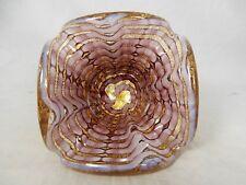 Very beautiful Barovier & Toso  Murano glass ashtray / Aschen Schale