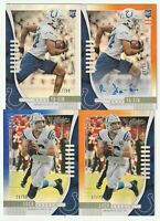 2019 Panini Absolute AUTO Orange Spectrum Rookie RC Rock Ya-Sin /50 Luck Lot