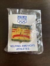 Team USA '92 Barcelona Spain Olympic Judo Team Pin. Vintage. - New