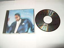Freddie Jackson Rock me Tonight 8 track cd made in japan 1985
