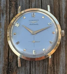 Vintage Gents Longines Gold Filled Automatic, Good Running Order!