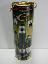 Epicurean Wine & Champagne Rechargeable Preservation System Wine/Champagne Saver